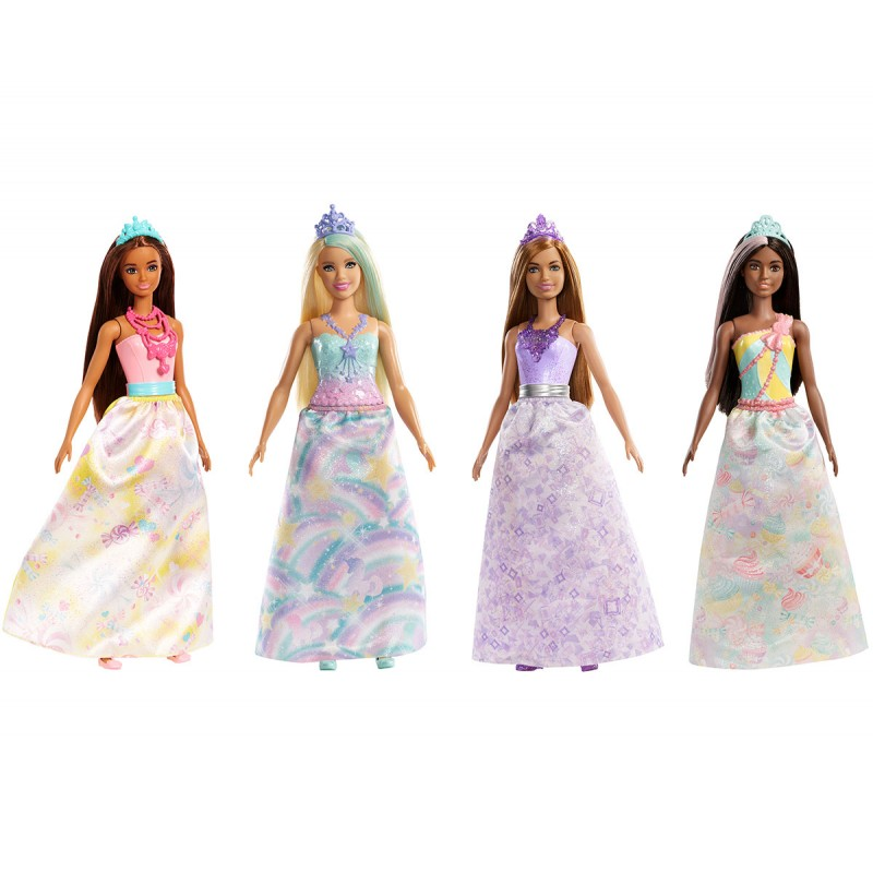 Кукла Barbie - Принцеса, асортимент на супер цена 19.90 лв.