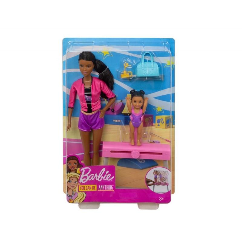 Кукла Barbie - Игрален комплект спорт, асортимент 1710121 на супер цена 39.90 лв.