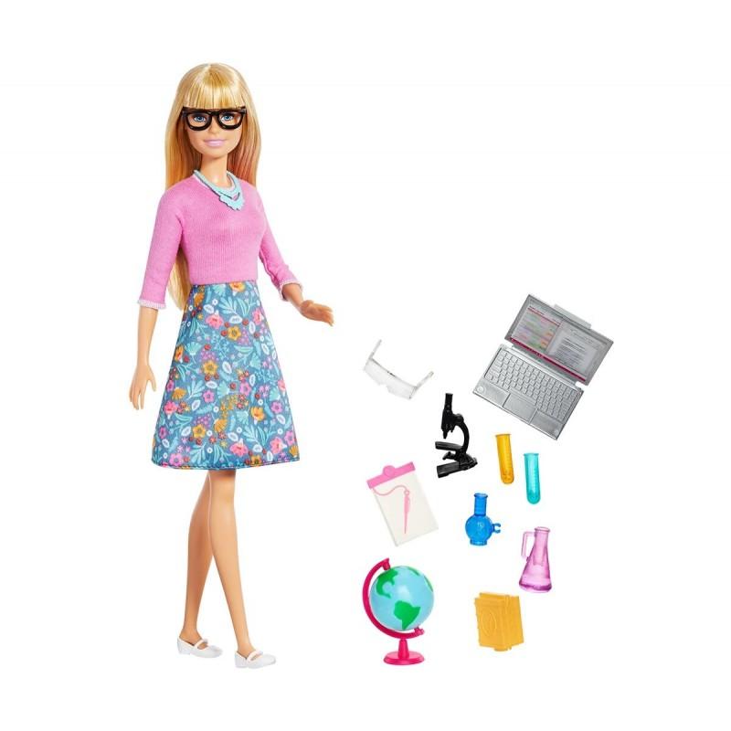 Кукла Barbie - Кукла Учителка 1710153 на супер цена 29.90 лв.