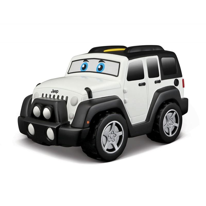Bburago Junior - Джип със звук 095006 на супер цена 21.90 лв.