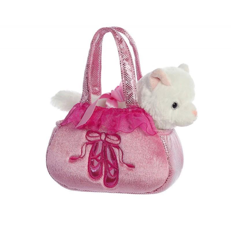 Аврора - Коте в розова чантичка 460141 на супер цена 19.90 лв.