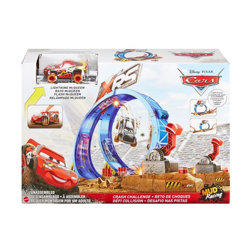 Колите - Игрален комплект предизвикателството, с  екстремни колички 1720054 на супер цена 59.90 лв.