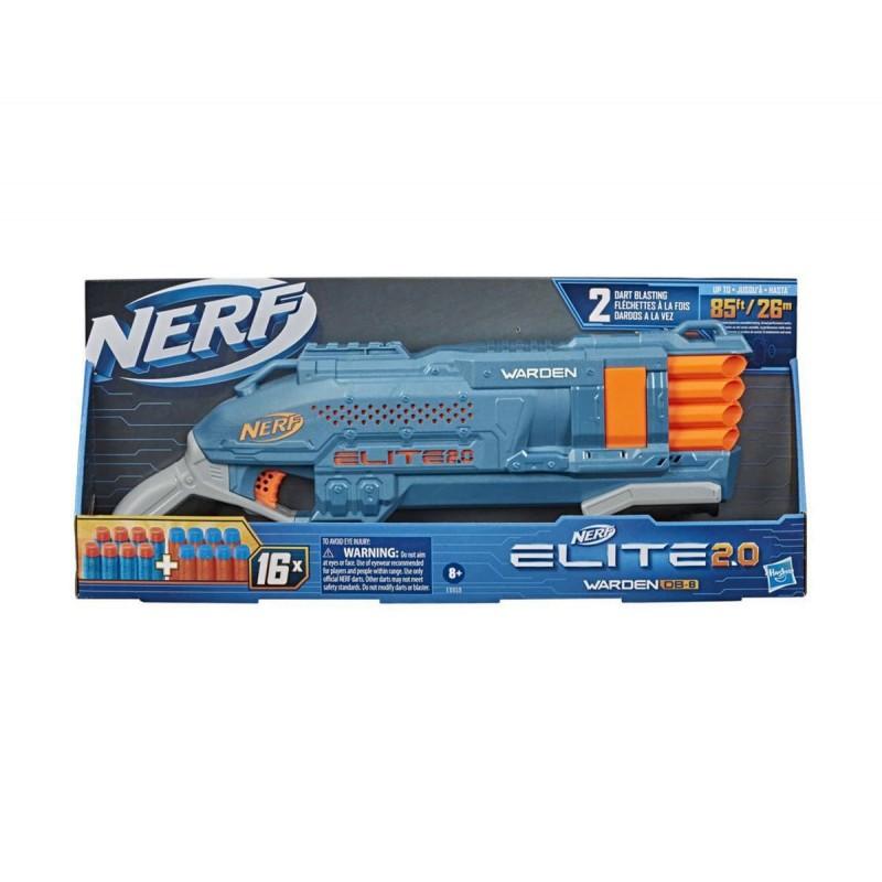 Нърф - Elite 2.0 Warden DB 8 0333550 на супер цена 54.90 лв.