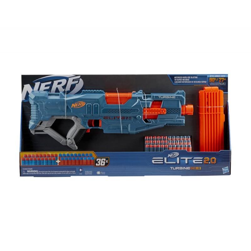 Нърф - Elite 2.0 Turbine CS 18  0333552 на супер цена 106.90 лв.
