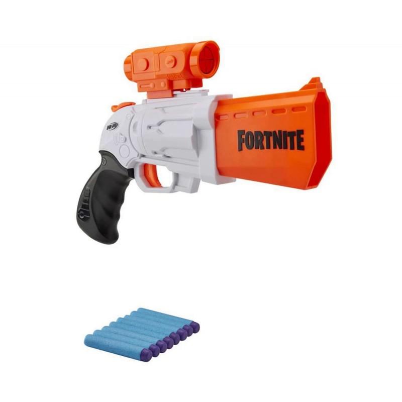 Нърф - Fortnite SR Blaster 0333554 на супер цена 47.90 лв.