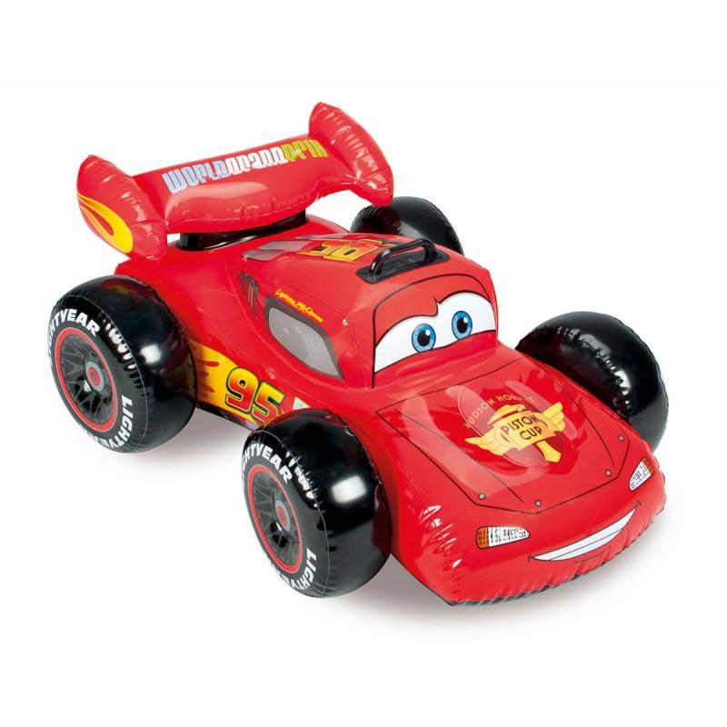 Надуваема играчка Кола INTEX CARS RIDE-ON на супер цена 28.90 лв.