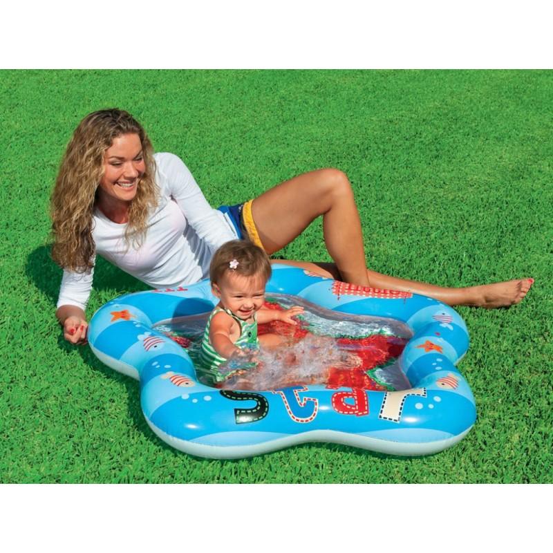 Бебешки надуваем басейн Звезда INTEX LIL Star 759405 на супер цена 10.90 лв.
