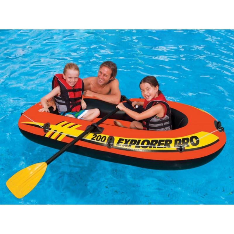 Лодка експлорър про 200 58356np на супер цена 55.50 лв.