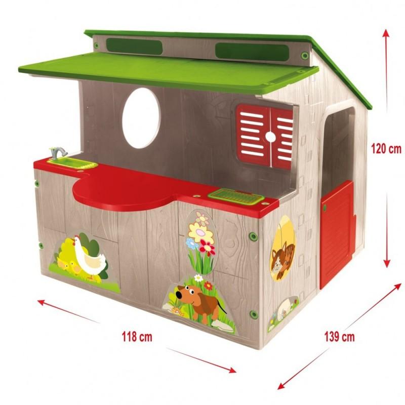 Къща с кухня на супер цена 309.00 лв.
