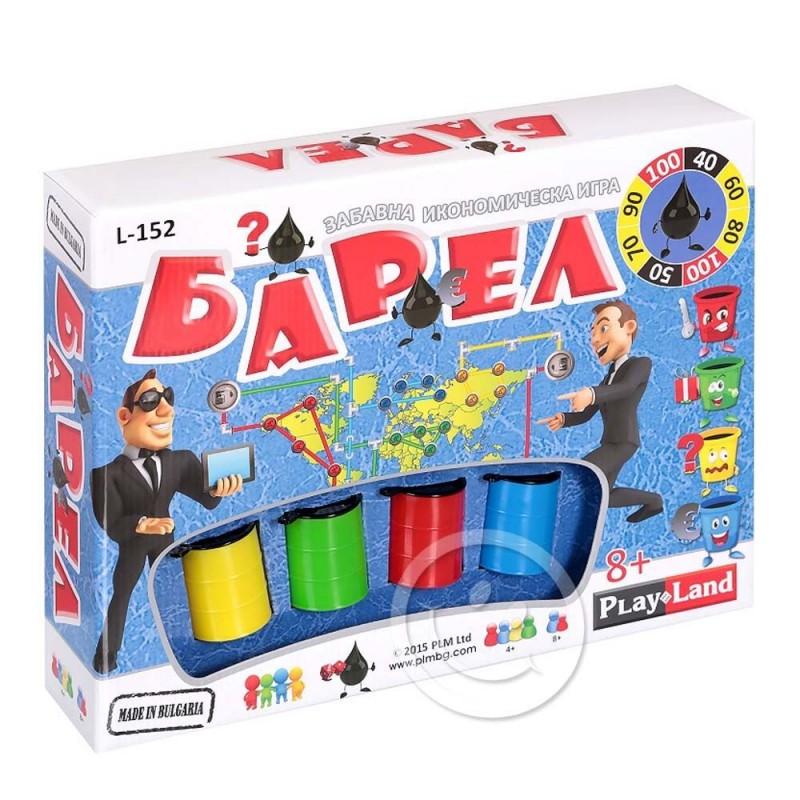 Игра Барел 411405 на супер цена 24.90 лв.