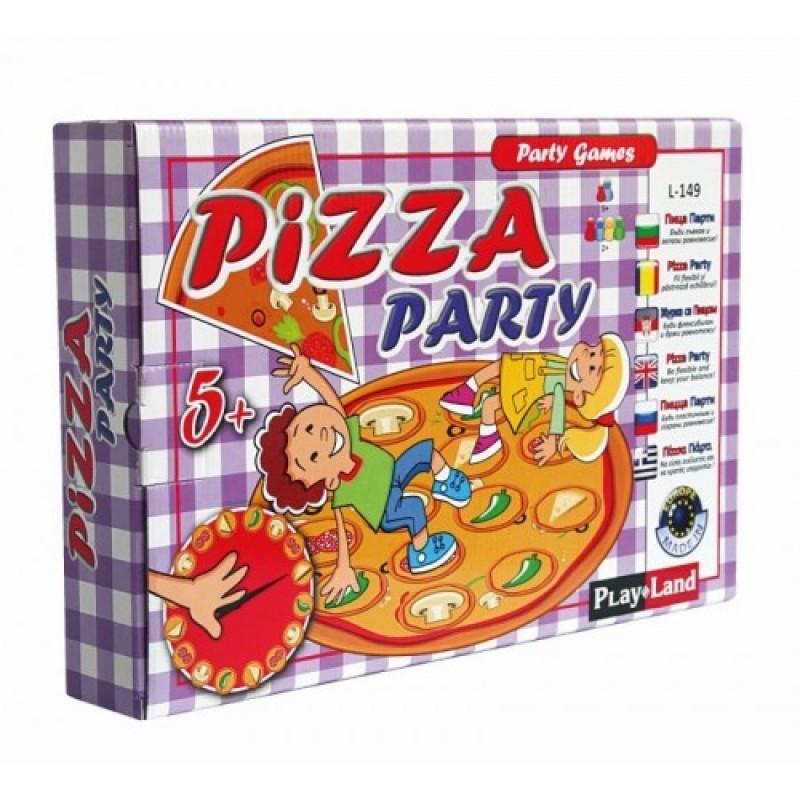 Игра Пица парти 412198 на супер цена 19.90 лв.