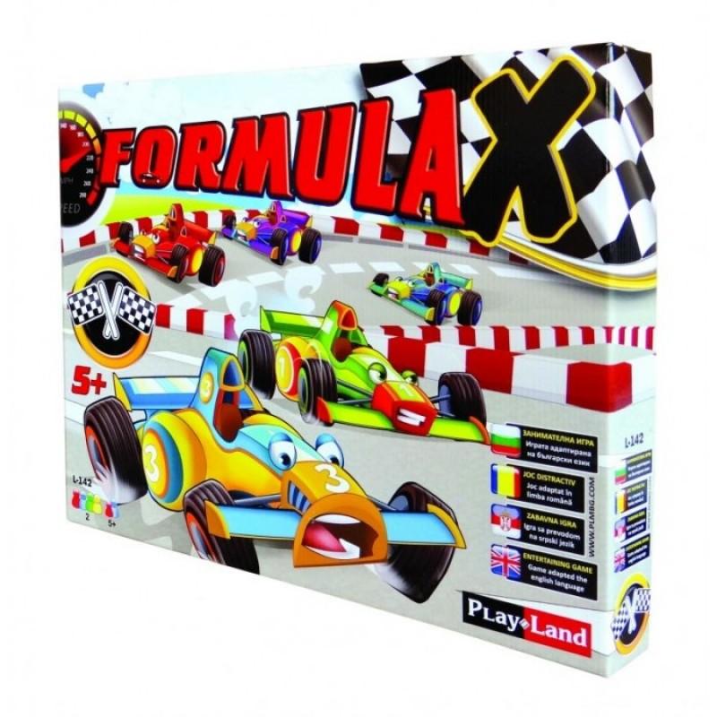 Игра Формула Х  412976 на супер цена 19.90 лв.