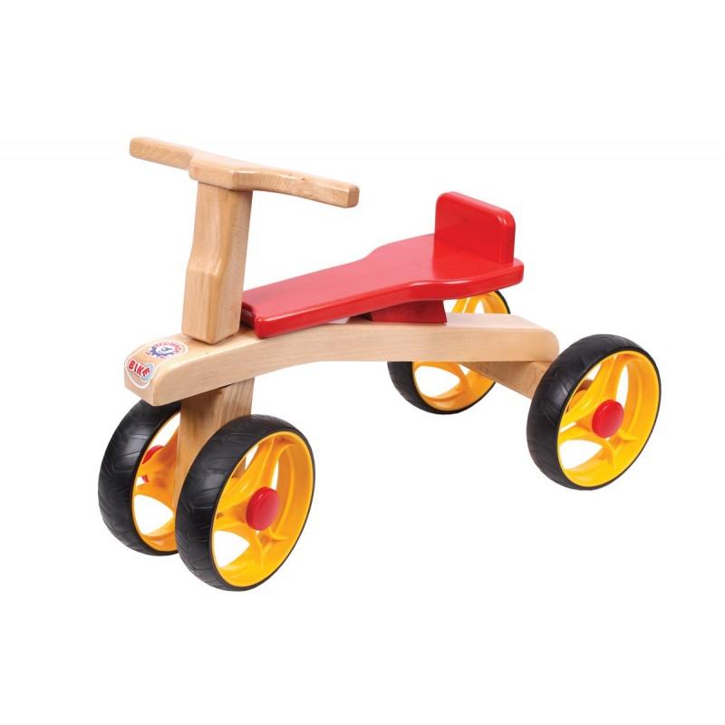 Дървено колело за баланс 634760 на супер цена 85.90 лв.