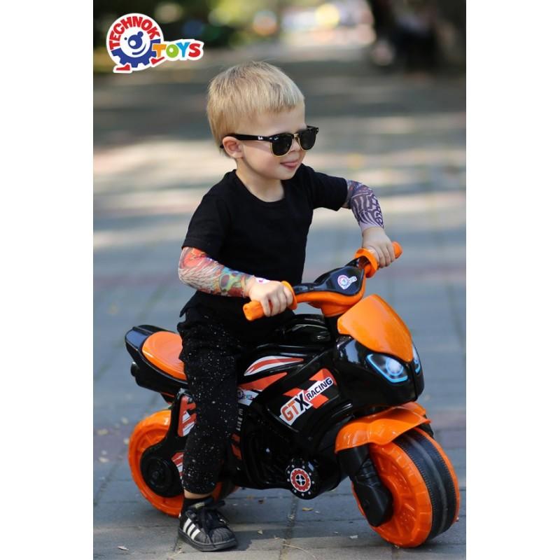 Детски мотор за баланс: GTX Racing на супер цена 79.90 лв.