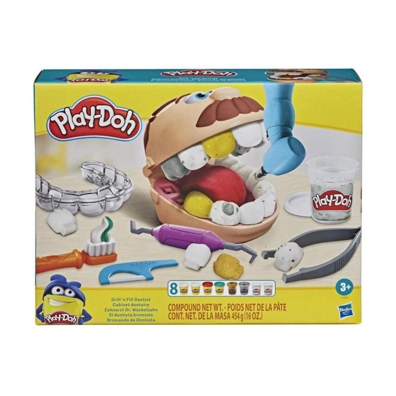 Play Doh - Игрален комплект: зъболекар 0330739 на супер цена 33.90 лв.