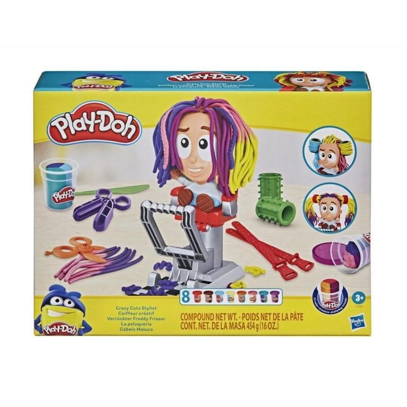 Play Doh - Лудият фризьор 0330740 на супер цена 35.90 лв.