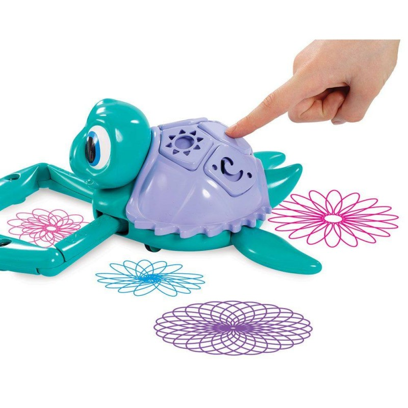 Crayola Художничката Костенурка Twirl and Whirl Turtle 256290 на супер цена 49.90 лв.
